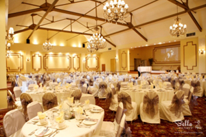 Victorian Ballroom Reception