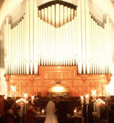 Old Central Church Weddings