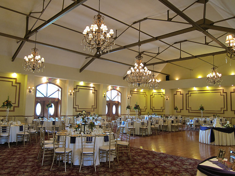 Victorian Ballroom Jacob Henry Mansion Estate